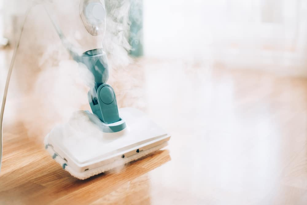 steam cleaning mop